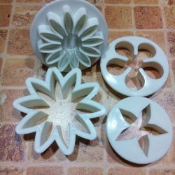New die cutters and plungers