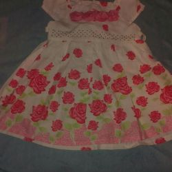 Dresses in a package for 2-3 grams