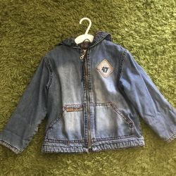 Denim ceket