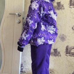Kış kayak takım elbise