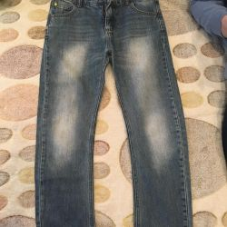 Jeans for 10 years