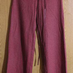 ✂️BgN First female pants, woolen