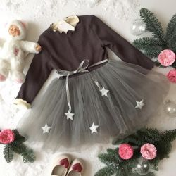 Dress new for 3-4 years