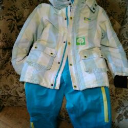Ski suit for girls