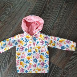 Jacket, sweatshirt for girls