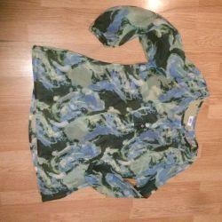 Tunic 50-52 blouse