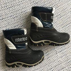 The boots warmed Roberto Cavalli r. 21-22