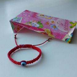 Bracelet against the evil eye