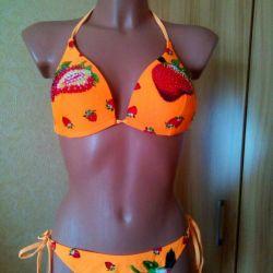 New swimsuit