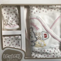 Gift set for the newborn