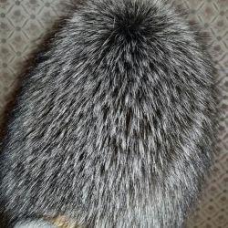 Tilki şapka