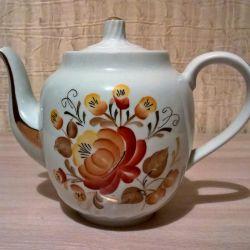 Ceramic teapot 950ml
