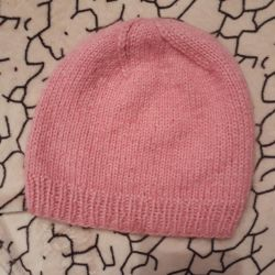 Mohair cap