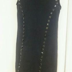 Black dress MOHITO