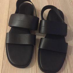 Erkek sandalet COS p.44 ayakkabı astarı 29cm