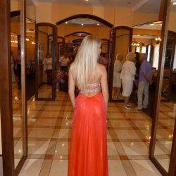 Βράδυ (αποφοίτηση) φόρεμα