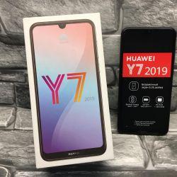 Huawei y7 2019 nou în film