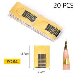 For nail extension (form)