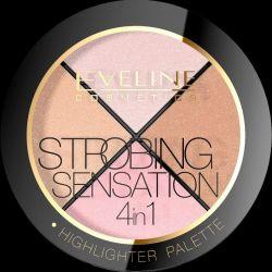 EVELINE STROBING SENSATION Contouring Kit
