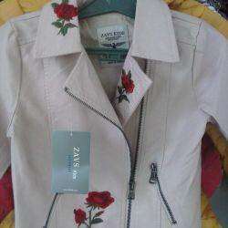 jacket eco-leather 5-6, 7-8, 10-11, 12-13