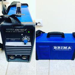 Μηχανή συγκόλλησης BRIMA ARC 160-2 / 200ΒΝ