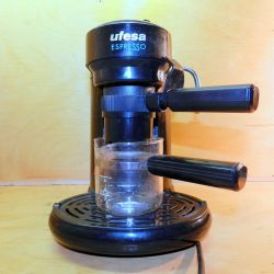 Ufesa ce7455 coffee maker