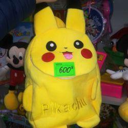 Children's backpack Pikachu