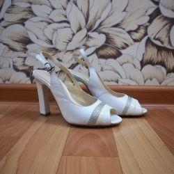 Sandale din piele 33 р-р. Compania Conni