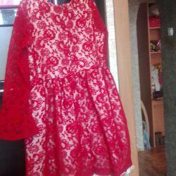 Elegant dress for the girl