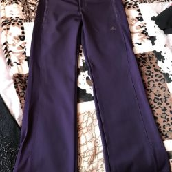 Trousers for women's sports