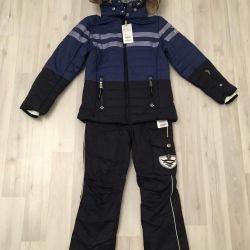 New winter Bogner costume