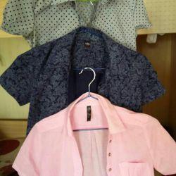 Gömlekler - kız için zolla bluzları