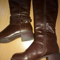 Winter boots., Size: 36. ((Bought in Kari.