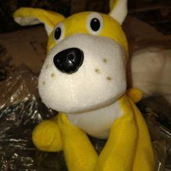 Yeni köpek oyuncak