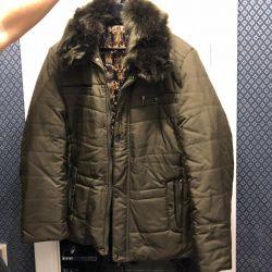 Новая мужская куртка осень 48-50