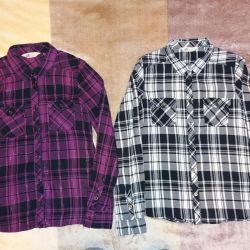 Блузки H&M на10-12лет
