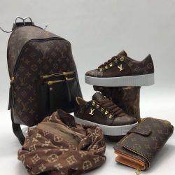 Ανδρικά πάνινα παπούτσια της Louis Vuitton