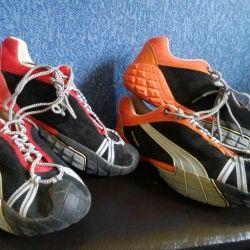 Spor ayakkabı firması.
