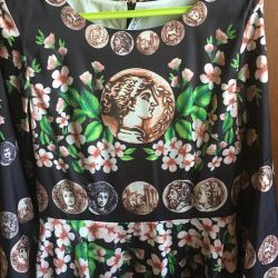 Платье Dolce Gabbana новое
