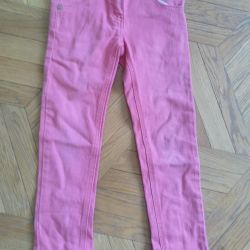 Jeans stretch for girl