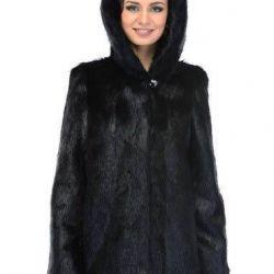 Selling a fur coat