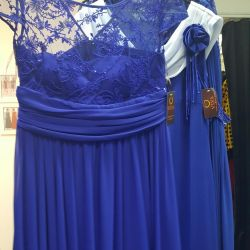 Any blue evening dress for 999r
