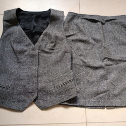 Skirts, vests, sundress package p.46