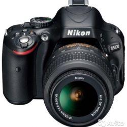 Nikon d5100 18-55 kiti