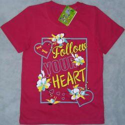 T-shirt (new).