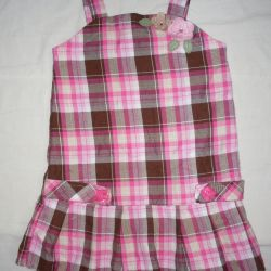 A beautiful dress for a girl