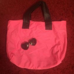 New large beach bag