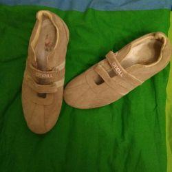 Spor ayakkabılar. O'neill, Süet.