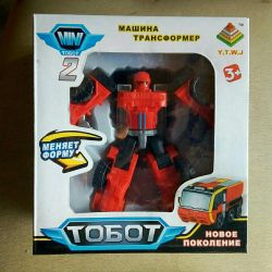 Tobot transformer