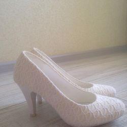 Wedding shoes 38r-p
